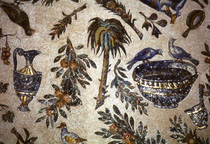 Santa costanza mosaic