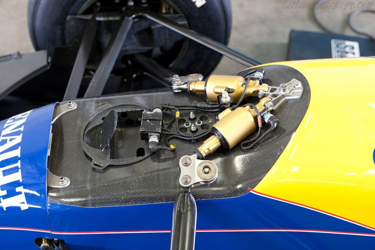 Williams FW15C Renault (Chassis FW15C-5 - 2009 Modena Trackdays) High Resolution Image