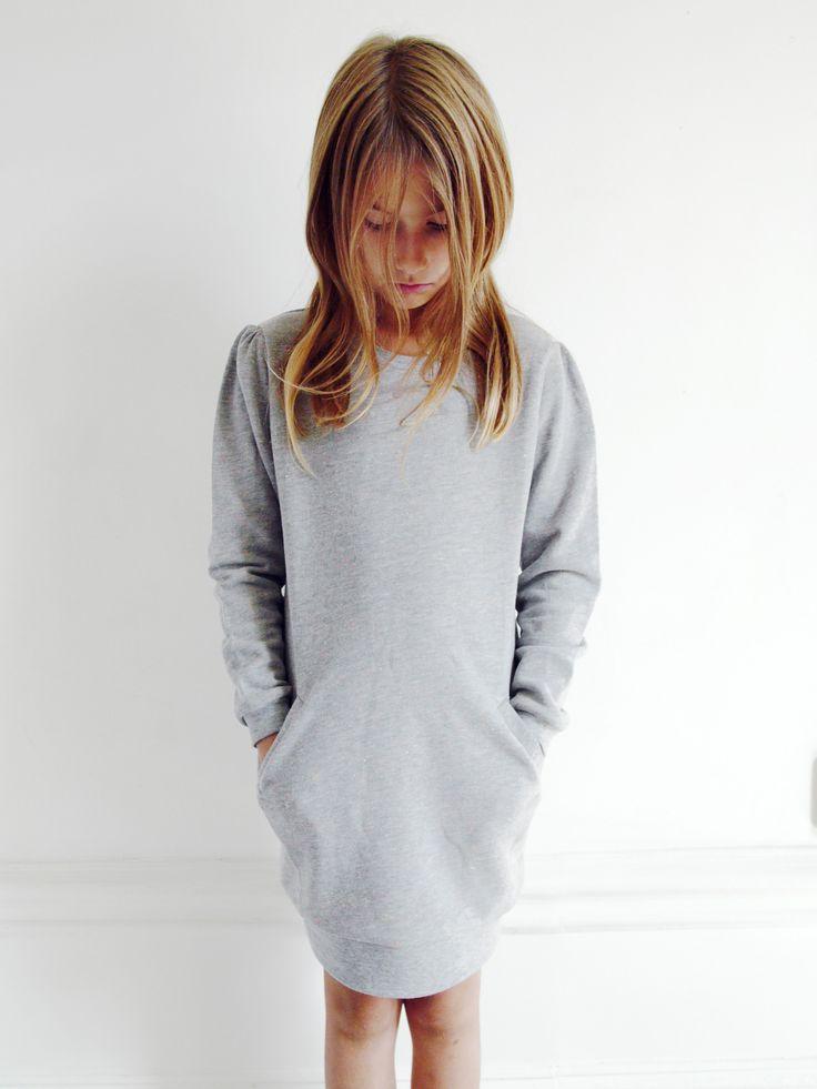 Hipp Dress Grey dot www.onewelike.com