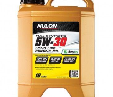 #NULON #ENGINE #OIL - SYN5W30-10