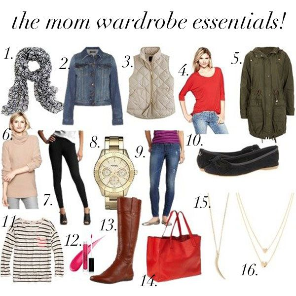 jillgg's good life (for less) | a style blog: the mom wardrobe essentials! (winter edition):