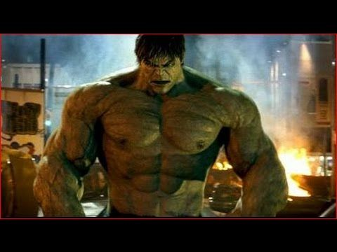 The Incredible Hulk full movie