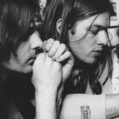 Rick Wright and David Gilmour, Pink Floyd