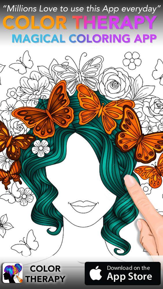 59 best App Store Pins images on Pinterest   Adult coloring, App ...