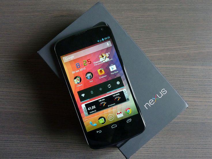 Google Nexus 4 price dropped by $100