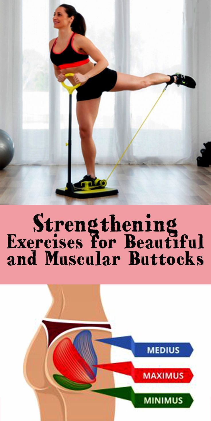 Strengthening Exercises for Beautiful and Muscular Buttocks – #beautiful #buttoc…