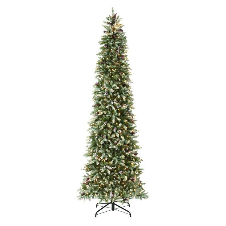 1000+ ideas about Slim Artificial Christmas Trees on Pinterest ...