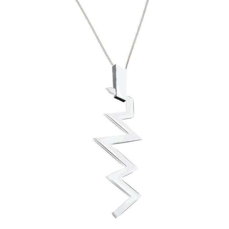 PUSHMATAAHA // WARRIOR NECKLACE in 925 Sterling Silver