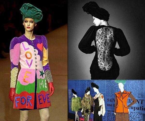 Yves Saint Laurent puso de moda el turbante en los años 50, 60 y 70, cayendo en desuso en los 80. Pero como hemos visto vuelve a triunfar de nuevo , convirtiéndose en uno los complementos más cotizados.