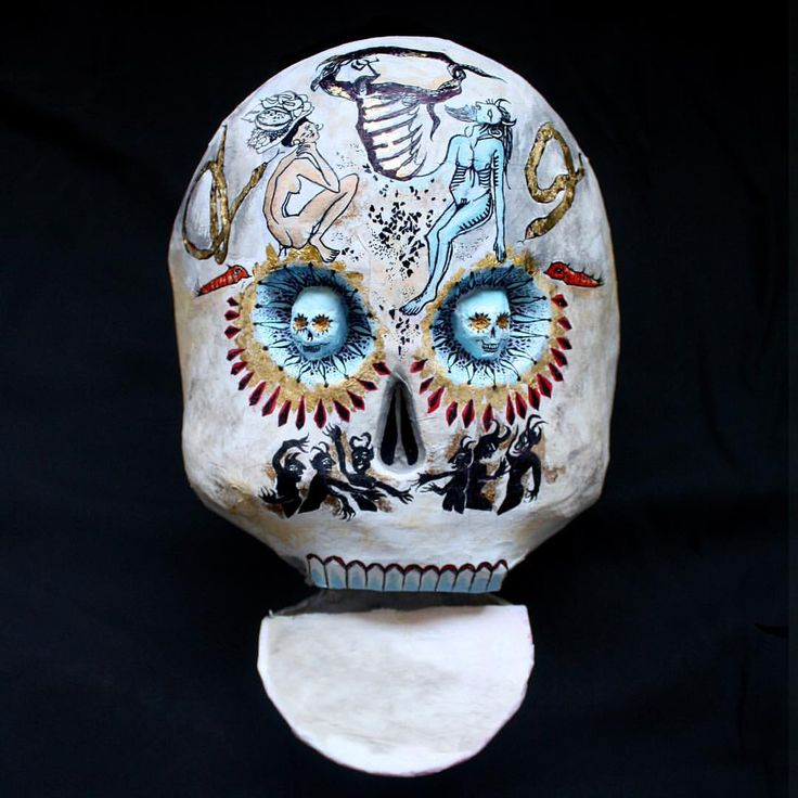 Rebecca Bewick | Join us for the DAY OF THE DEAD WORKSHOPS: 6-9pm Monday October 12th, 19th & 26th at Viva México Newtown, Wellington | Make sculptures to put on EXHIBITION or costumes and join the PROCESSION + Learn about the tradition of El Día de los Muertos // All welcome! #dayofthedead #diadelosmuertos #papermache #illustration #wellington #newzealand