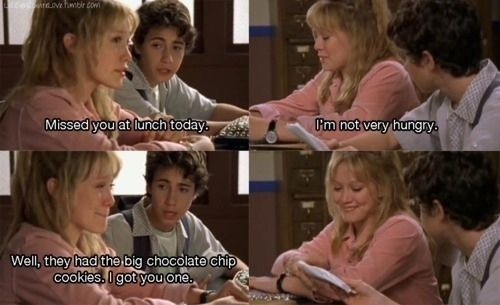 Lizzie never realized men like Gordo don't actually exist. | Why Lizzie And Gordo Were The Most Perfect Couple That Never Actually Existed