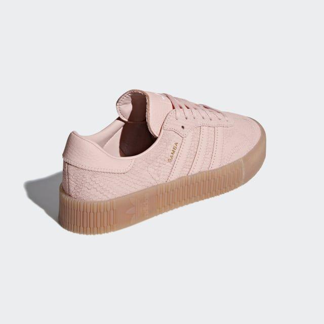 Samba Rose Shoes Icey Pink / Icey Pink