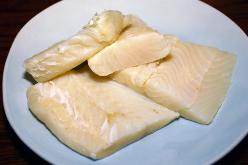 Baccalà— is Italian for salted codfish...every christmas dad made this in a tomato sauce