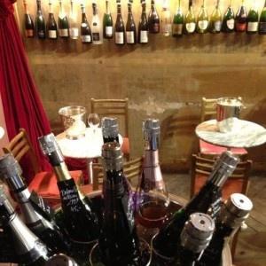 The Champagne Vasque