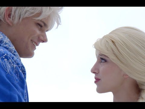 Elsa and Jack Frost - Find a Way (Jelsa) - YouTube