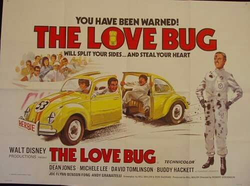 The Love Bug (1968) Dean Jones, Michelle Lee