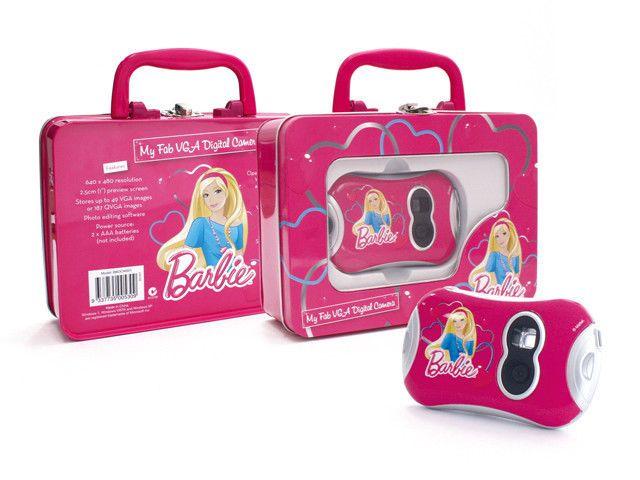 Barbie Camera in tin box VGA ***FREE SHIPPING***  | eBay