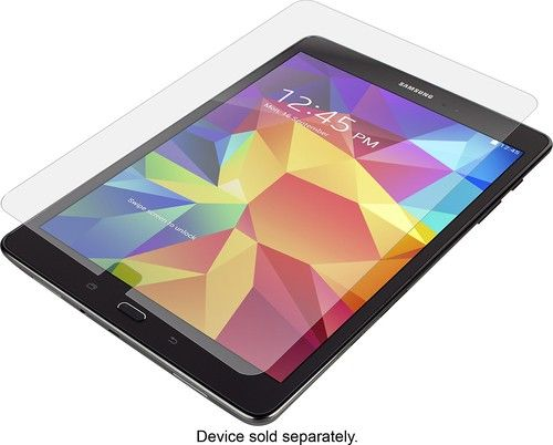ZAGG - InvisibleShield HD Clear Screen Protector for Samsung Galaxy Tab S2 9.7 - Clear