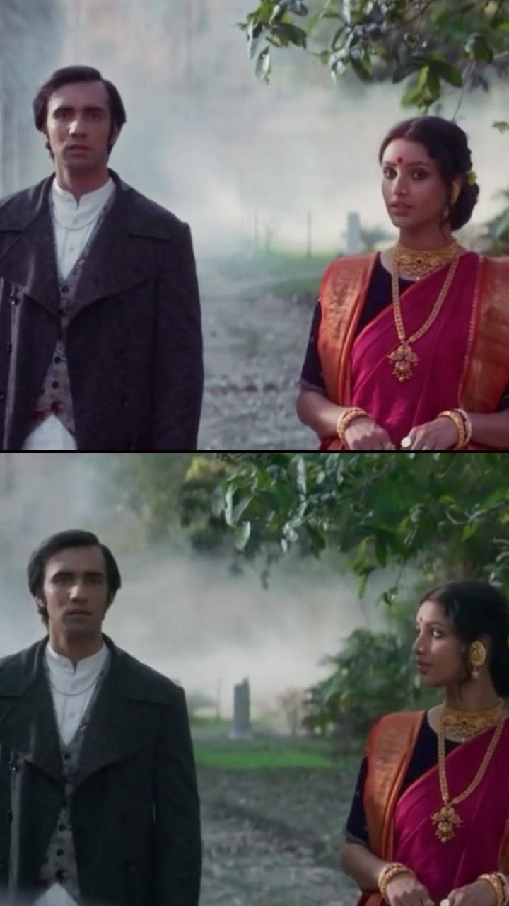 Bulbul Only Wants Satya Bengali Bridal Makeup Film Inspiration Bulbul Movie Tripti Dimri