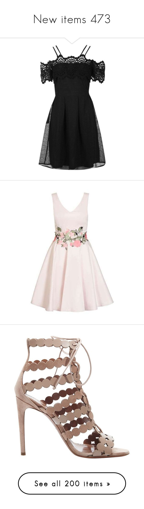 """New items 473"" by cavallaro ❤ liked on Polyvore featuring dresses, white cami, white prom dresses, white skater dress, white cocktail dress, maxi dresses, flower print skater dress, floral print skater dress, floral printed dress and floral skater dress"