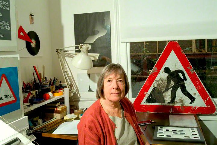 In this interview at AGI Open 2013, British typographer Margaret Calvert talks about road signs and what the driver needs.