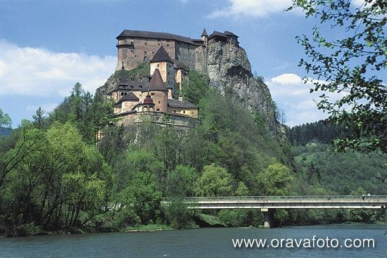 Orava Castle (Filming location of Nosferatu)
