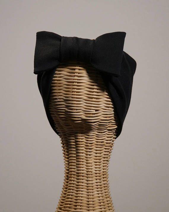 Bandalina Headband Black
