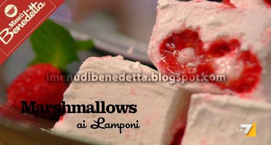 Marshmallow fatti in casa di Benedetta Parodi