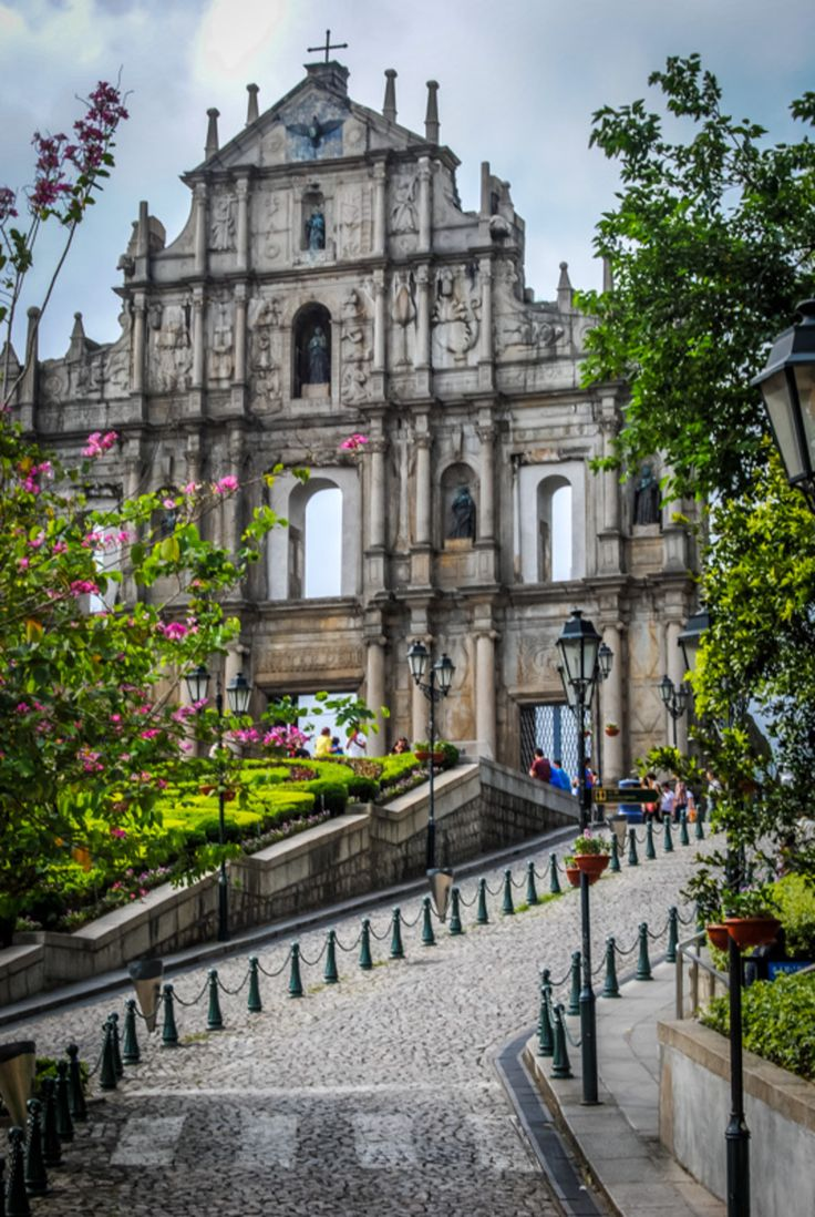 St. Lawrence's Church, Macau, Macau