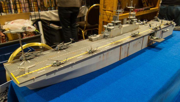 USS Wasp LHD-1 - 285SHIP003