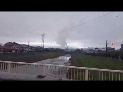 Jepang: Detik-detik Tsunami Menghantam Pasca Gempa 75 SR