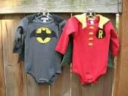 Perfect Halloween costumes for twin boys