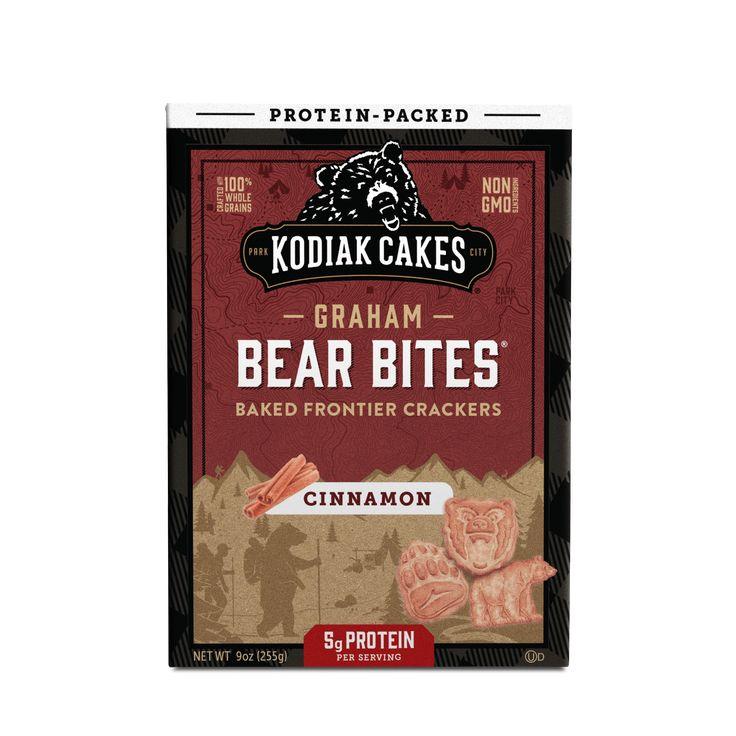 Cinnamon bear bites in 2020 kodiak cakes kodiak cakes
