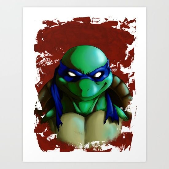 Turtle Power - The Leader - $17.68