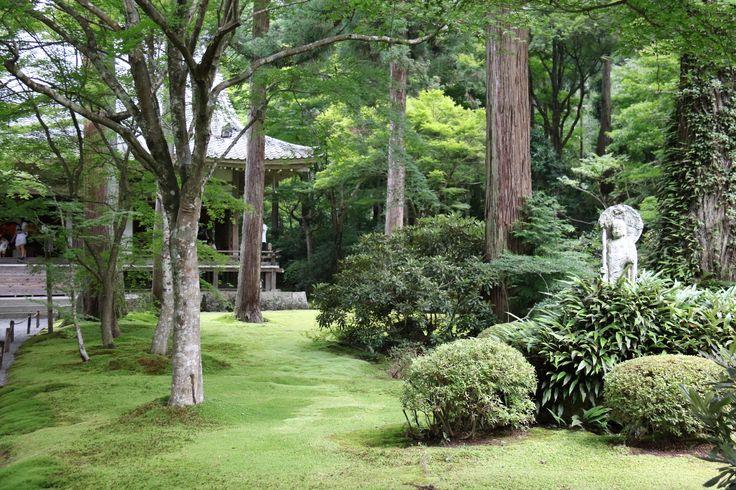 Jizo at Sanzen-in, Ohara, Japan
