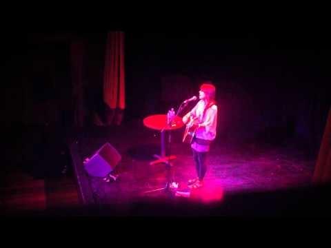 Kina Grannis live @ Ormond Hall, Melbourne, AUS. <3