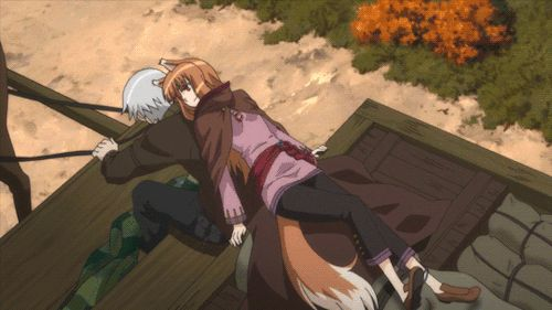 Spice and Wolf - Holo and Kraft Lawrence