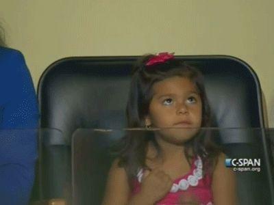 Amazing. Julian Castro's Daughter Carina Is SO Adorable