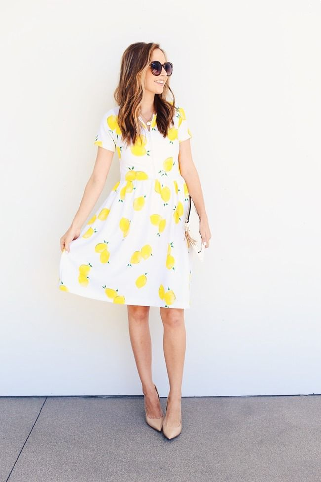 12 Summer Dress Sewing Patterns | For more modern sewing patterns, visit www.sewinlove.com.au