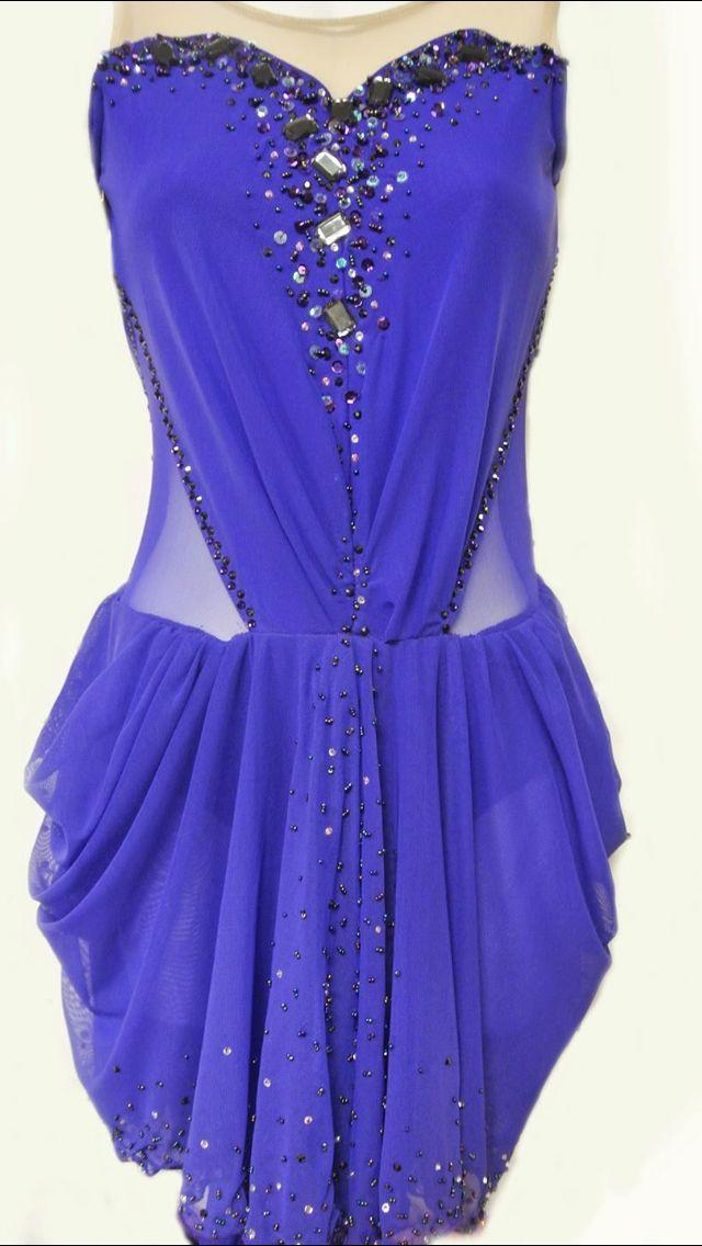 Stunning beading! Custom dress from artistry in motion. www.artistryinmotionstrathroy.com
