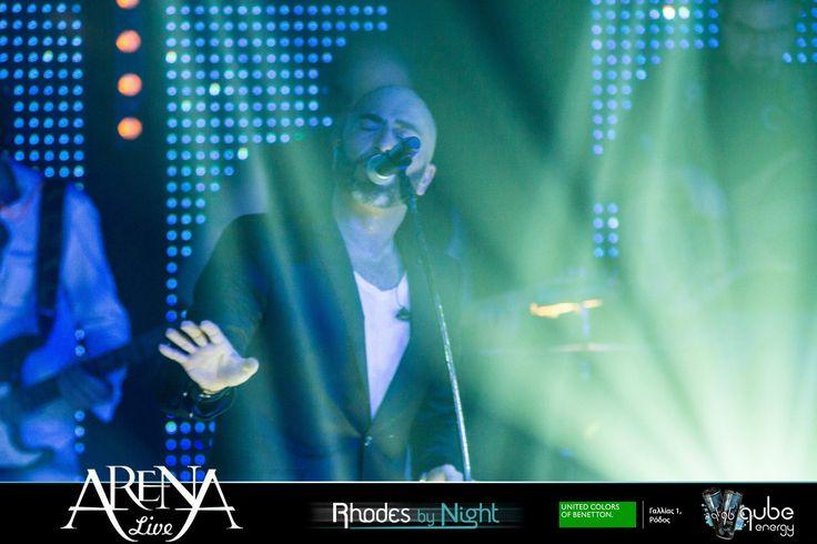 Arena Live Winter 2014-2015