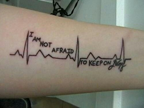 My Chemical Romance - Famous Last Words - Tattoo.
