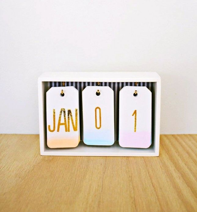 Back to Cool: 17 DIYs to Organize Your Desk and Office via Brit + Co.
