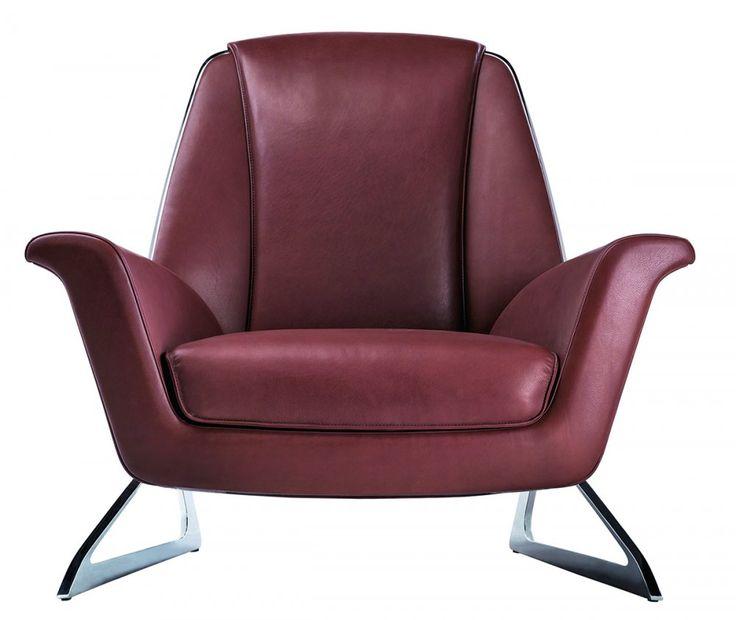 fauteuil bas notre s lection pour un salon encore plus chaleureux marie claire et salons. Black Bedroom Furniture Sets. Home Design Ideas