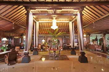 Joglo House - Central Javanese Traditional House