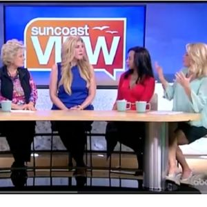 International Best Seller Alice Branton of Trivedi Effect Shares Message about Vitamin D on Sun Coast View