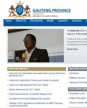 "Unforeseen technical ""challenges"" forced the shutdown of the Gauteng department of education's online application website mere hours after its launch."