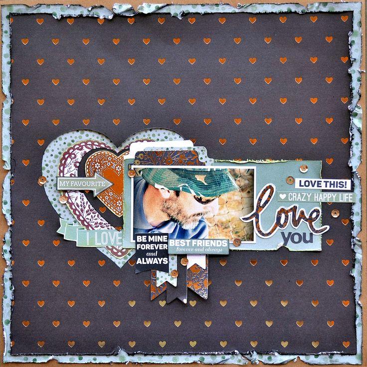 KaiserCraft - True Love - Belinda Spencer