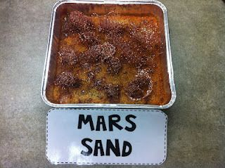 """""""Oh.My.Gosh! I am in LOVE with this Space Unit... and I definitely want to do this """"Mars"""" sand experiment.  I think that this would be a hit in ANY classroom.  I can't wait to try this, must do this when I hit the space unit next year."""" ~CN"""