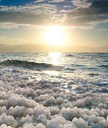 Totes Meer #Mineralien bei der natürlichen #Schuppenflechte #Behandlung #PsoEasy #Naturmittel
